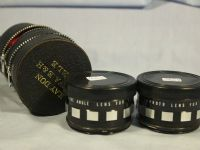 '  KOWA ' Kowa Tele + Wide Lenses Cased £9.99